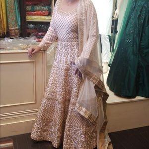 Indian dress - anarkali